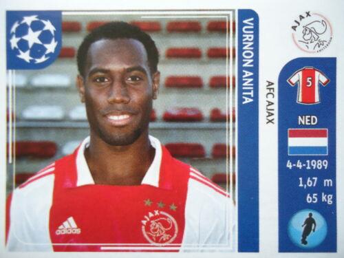 Panini 250 Vurnon Anita Ajax Amsterdam UEFA CL 2011//12