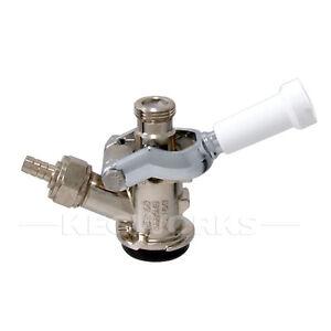 US-Sankey-D-System-Coupler-Stainless-Steel-Draft-Beer-Keg-Bar-Kegerator-Tap