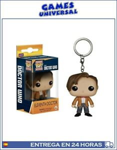 Pocket-Pop-Funko-llavero-Doctor-Who-Eleventh-Doctor