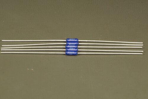 Lot of 5 RLR07C3300GS Vishay Metal Film Resistor 330 Ohm 2/% 250mW 1//4W NOS