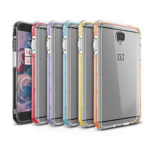 more photos a7e8f 24902 Details about Fusion Bumper Case Cover Protective Shell for OnePlus 3 /  OnePlus 3T By Orzly