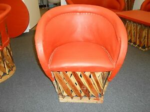 Image Is Loading Equipales Chairs Rustic Mexican Patio Furniture