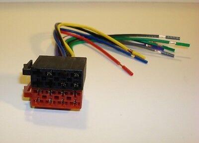 BOSS AM/FM/CD Wire Harness Plug BV6450 BV6824B BV8968 BV7325B BV7320 blvw |  eBayeBay