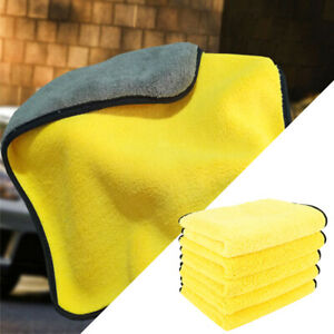 Absorbant-lave-auto-microfibre-voiture-serviette-nettoyage-sechage-chiffon-G