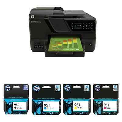 HP OfficeJet Pro 8600 eAll in One N911a CM749A Multifunktionsdrucker ePrint USB
