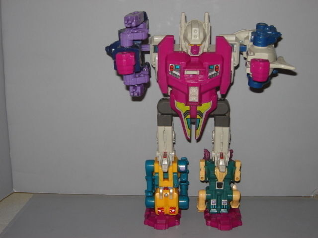 G1 TRANSFORMER TERRORCON'S ABOMINUS COMPLETE PROF CLEANED  LOT