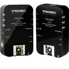 Yongnuo YN622 YN622N Wireless TTL Flash Trigger for YN565EX YN568EX YN600EX RT
