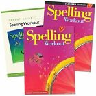 Spelling Workout Homeschool Bundle, Level F by Modern Curriculum Press (Mixed media product, 2011)