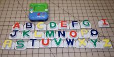 Leap Frog Fridge Phonics Learning Toy Magnetic Alphabet Education | Incomplete |