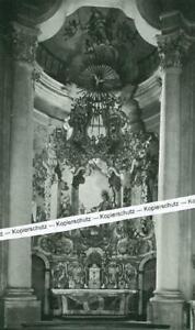 Landsberg am Lech : Johanniskirche - Hochaltar - um 1920             T 2-5