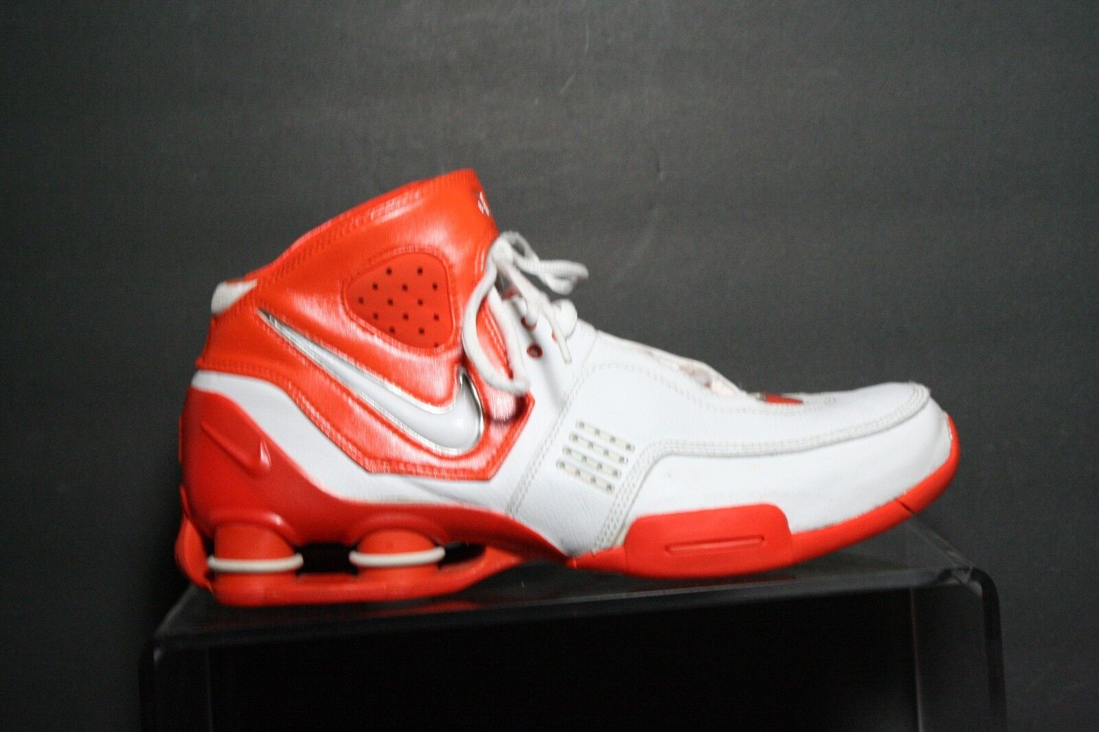 ee67deb72118f0 ... czech nike shox elite tb basketball 06 sneaker 06 basketball multi  white orange tennessee men dd81f
