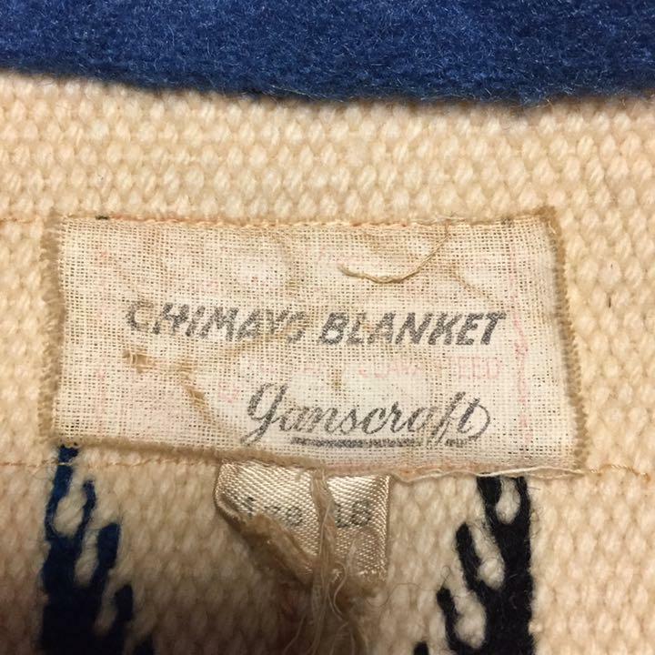 Ganscraft Vintage Chimayo Jacket Turquoise blue x… - image 9