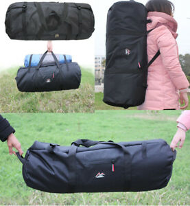 Heavy-Duty-Canvas-Tool-Carry-Bag-Travel-Luggage-Duffel-Duffle-Tote-Zip-2Size