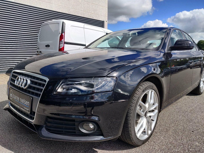 Audi A4 2,0 TFSi 180