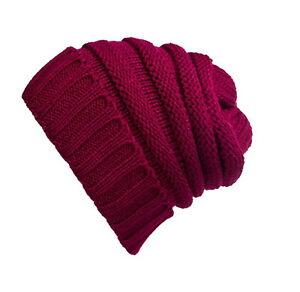 Bubble-Knit-Slouchy-Baggy-Beanie-Oversize-Winter-Hat-Ski-Slouchy-Cap-Skull-Women