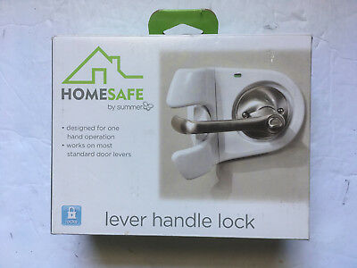 Actief Home Safe By Summer Lever Handle Lock H145628