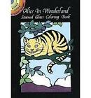 Alice in Wonderland Stained Glass C by Marty Noble (Paperback, 2000)