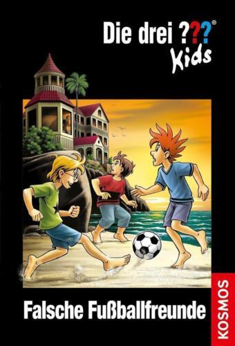 1 von 1 - Die drei ??? Kids - Falsche Fußballfreunde von Boris Pfeiffer (2011,...