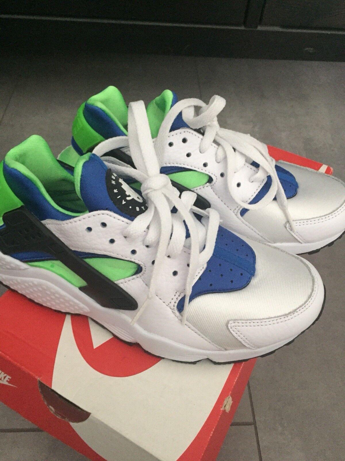 innovative design 1bfef 126fc Nike Air Huarache Originale US Farbkombo Neu 318429 100 US Originale 6 Eur  38,5 Jordan Yeezy 623fdf