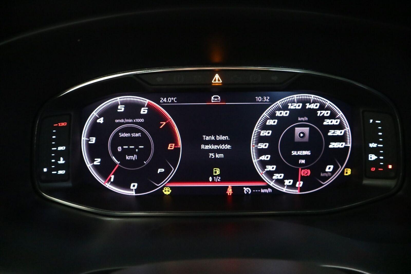 Seat Leon 1,0 TSi 115 Style DSG - billede 4