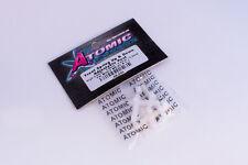 Atomic RC #AR-094 Kyosho Mini-Z Tuning Delrin King Pins (4 Paar) f. MR-02, F1