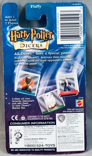 NORBERT Game Booster Pack  2001 Harry Potter Dicer