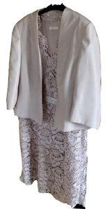 Jaques-Vert-Stunning-Matching-Dress-amp-Jacket-Size-20-Mother-Of-Bride