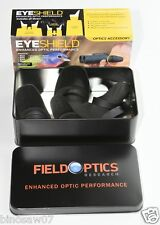 BINOCULAR EYE SHIELDS (COMBO PACK - 1 Compact, 1 Std, 1 Scope)  Fits most brands