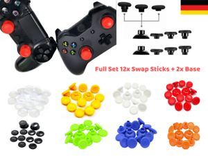 Swap-Stick-Aim-Analog-Ausaetze-Full-14-in-1-Set-PS4-amp-XBOX-One-Controller