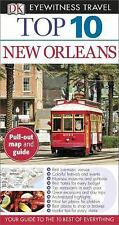 Top 10 New Orleans (Eyewitness Top 10 Travel Guide)-ExLibrary