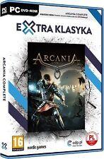 GRA PC DVD Arcania - Complete POLSKI POLSKA WERSJA