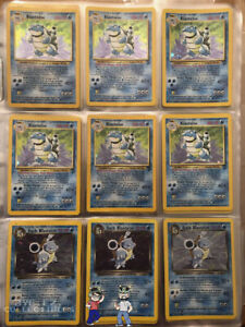 Pokemon-Card-Lot-Vintage-WOTC-Pack-First-Generation-Possible-1st-Edition-Holo