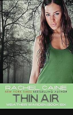 1 of 1 - Thin Air by Rachel Caine (Paperback, 2009)