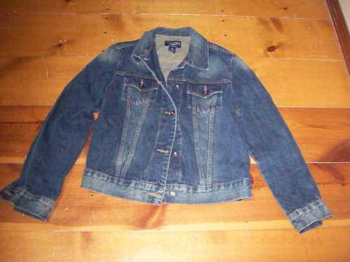 Blues Fade denim cotone taglia di 100 vestibilità Giacca Barry in M Steve And rilassata ZOP5wcRqxv
