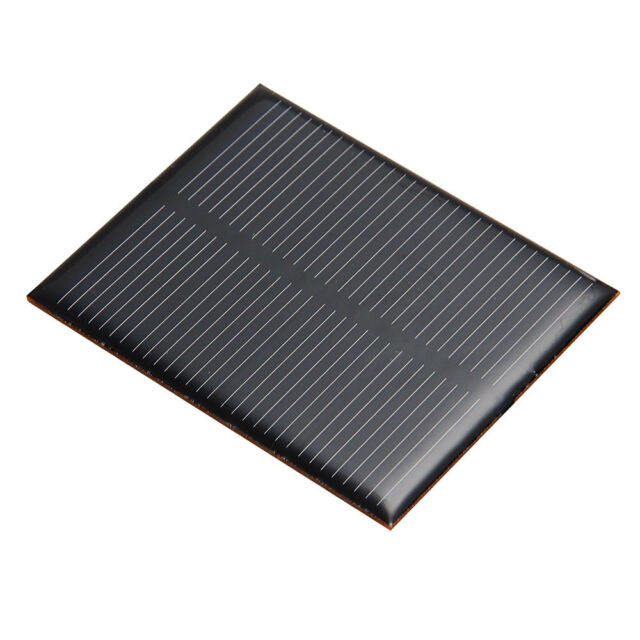 2V 0.6W 300mA Mini Solar Panel Module DIY for Phone Toys Charger