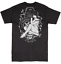 NEW Lucky 13 shirt Miss Trust Goth pin Up Girl Elvira Coffin Rockabilly Tattoo