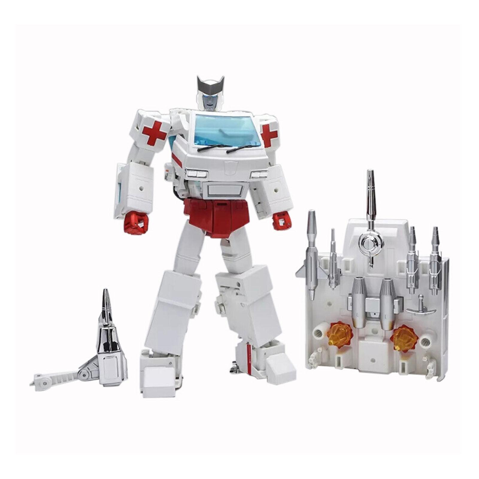 Transformers WJ Weijiang MPP30 Projoector De Acero fuerza Robot Juguete Regalo Chrismas