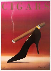 Original-Poster-Razzia-Cigars-Pump-Shoe-1994