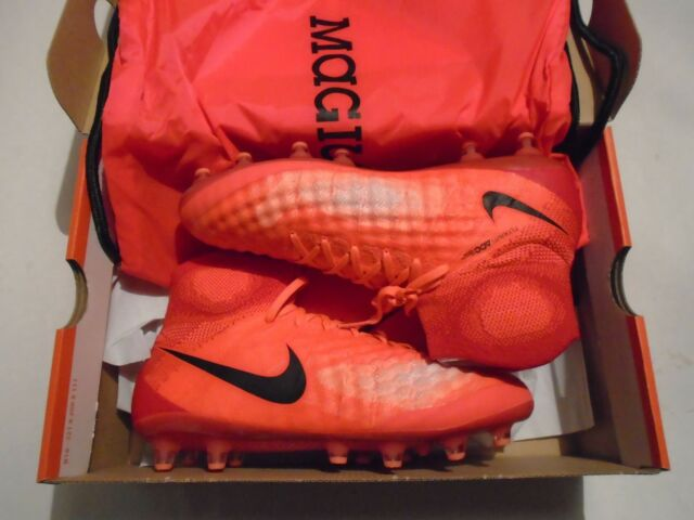 cf385fa25c89 NIB Nike Magista Obra II AG-Pro Men s Soccer Cleats 844594-807 Crimson  Bosnia