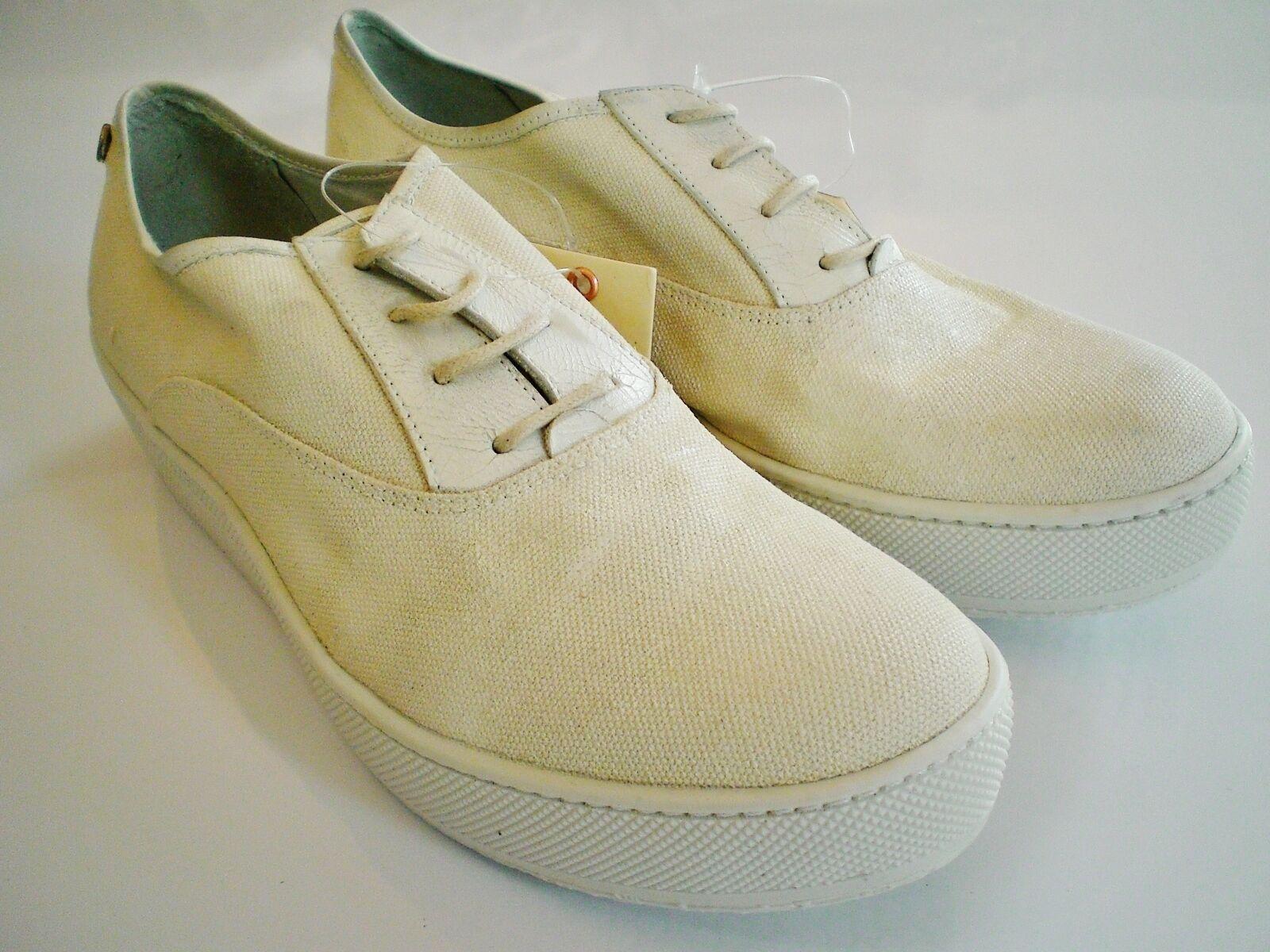 Original DIESEL Damenschuhe BOXUP NALITAH W Gr. 39 Canvas Plateau Sneaker NEU