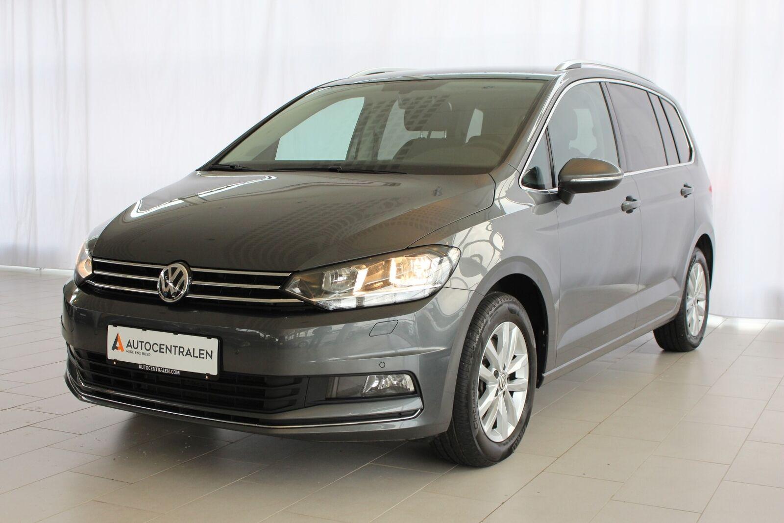 VW Touran 1,5 TSi 150 Highline DSG 7prs 5d - 364.800 kr.
