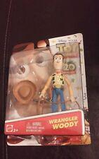 item 2 New 2014 Disney Pixar Toy Story 20th Anniversary Wrangler Woody  Posable Figure -New 2014 Disney Pixar Toy Story 20th Anniversary Wrangler  Woody ... 4f17ea2fd64