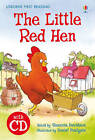First Reading Three: The Little Red Hen by Susanna Davidson (CD-Audio, 2011)