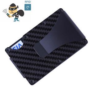 1c4299b75e1 Sale The Ridge Wallet Carbon Fiber Money Clip Minimalist Front ...