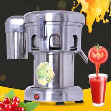 New Listingcommercial Fruit Juicer Electric Juice Extractor Orange Lemon Fruit Squeezer