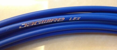 Jagwire CEX Housing Black Red Blue White 5mm Bike Outer Brake Cable /& Ferrules