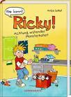 Hier kommt Ricky! (Bd. 1) von Antje Szillat (2015, Gebundene Ausgabe)