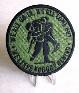 Canadian-War-Veterans-We-leave-nobody-behind-Patch