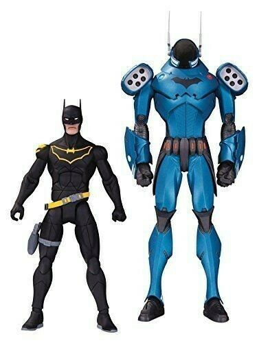 Dc Comics Designer Series Gcpd Batman Greg Capullo Figurine Dc Collectibles