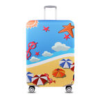 Elasticity Travel Luggage Suitcase Protector Cover Dustproof Sunshine Beach